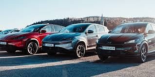 Xpeng Delivers G3 Electric SUV to Customers in Norway