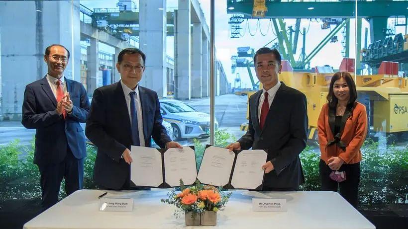 PSA Cargo Solutions & Hyundai Motor Collaborating