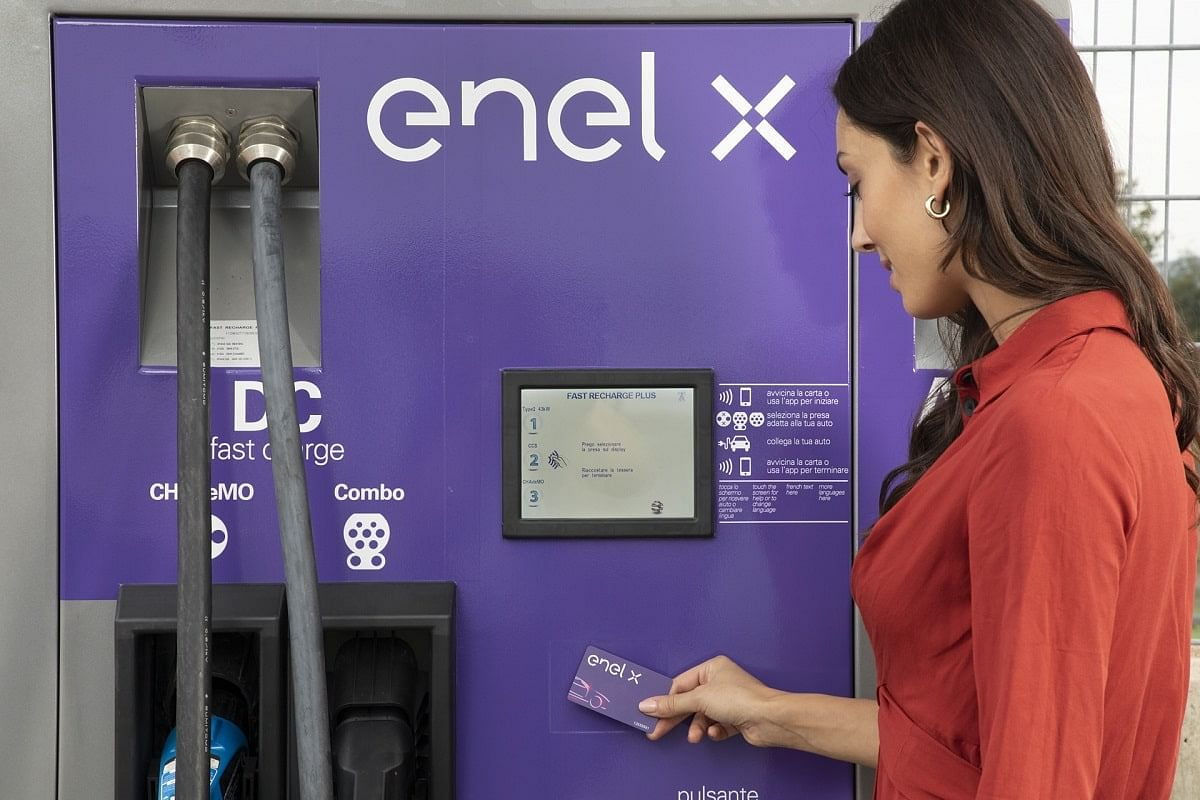 Enel X Expands to 90,000 Charging Points on JuicePass App