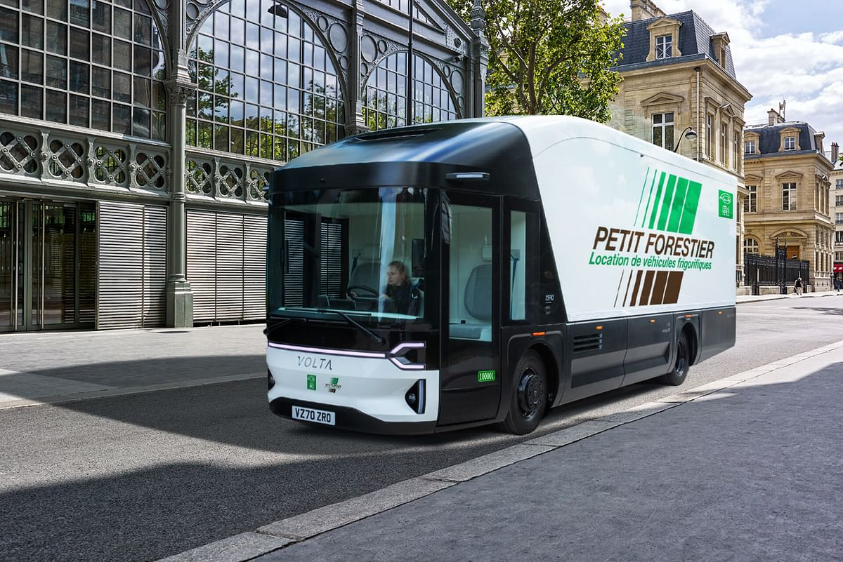 Volta Zeros to Develop Refrigerated Vehicles for Petit Forestier