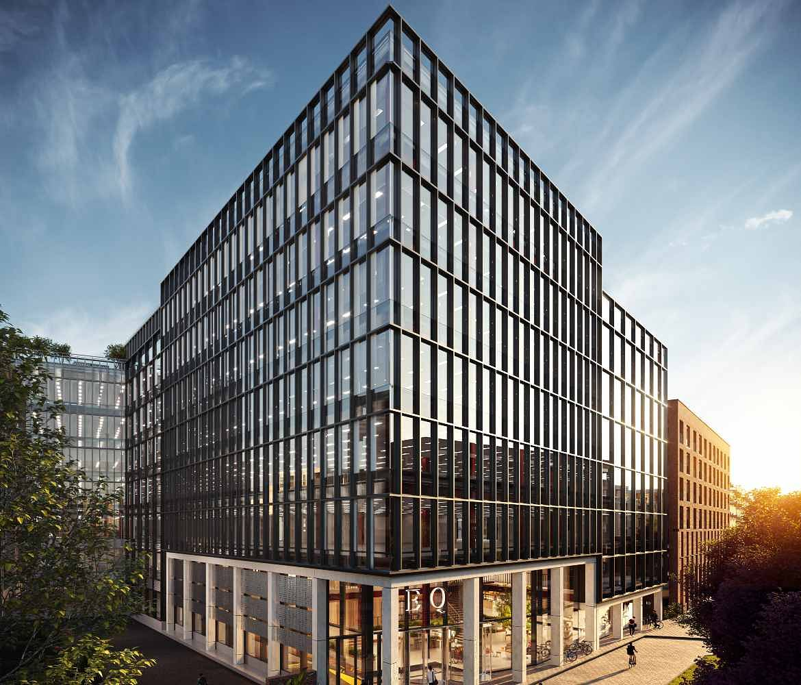 BAM Starts Work on Office Development in Southern England