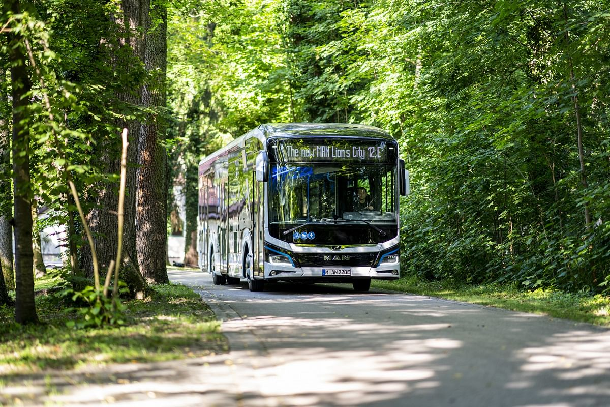 Nobina Sverige Orders 22 MAN Lion City E Buses for Malmo