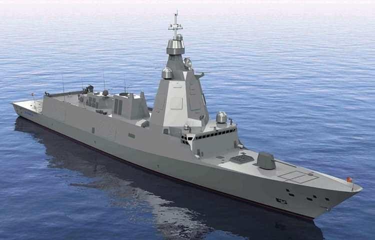 Kongsberg Maritime Propeller Systems for 5 Spanish Naval Frigates
