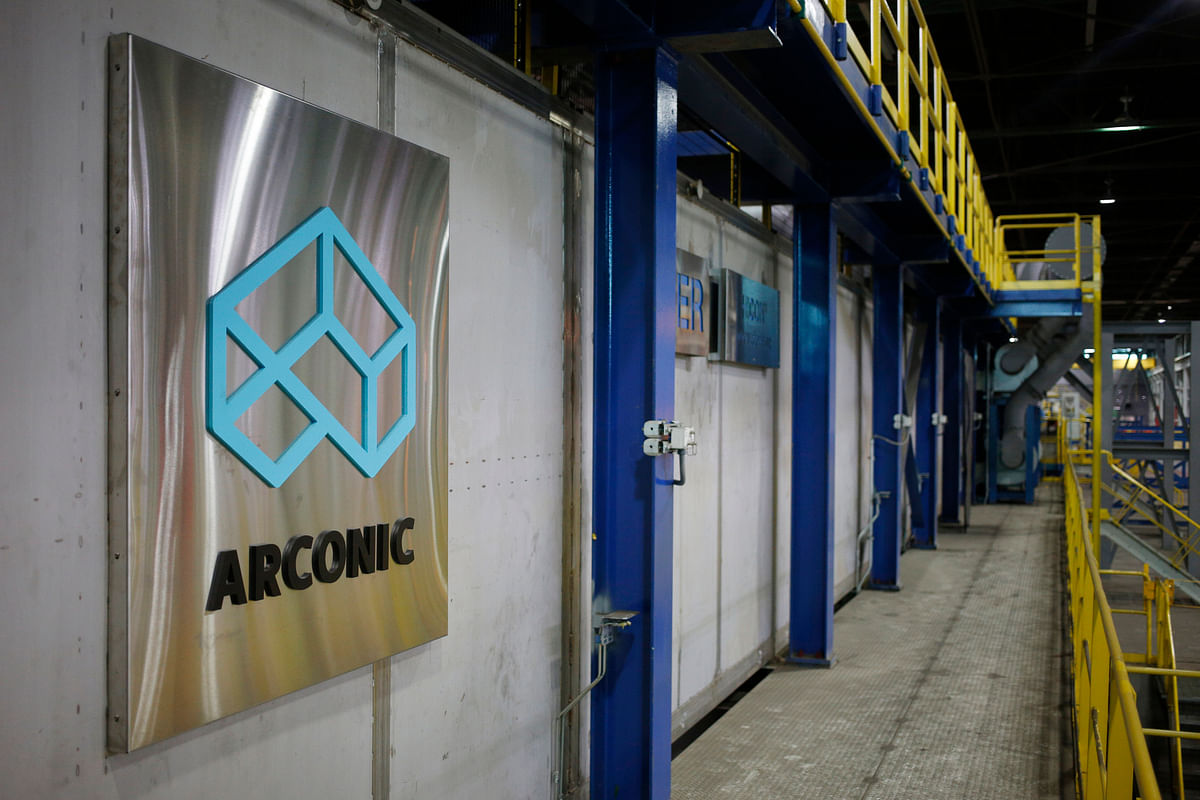 Austin Camporin Will Step Down from Arconic Board