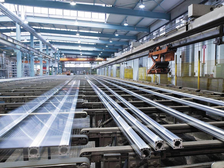 ASI Certifies Hammerer Aluminium Industries Santana Facility