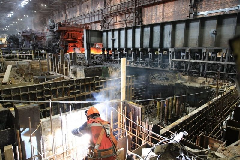 Metinvest Illich Steel Mill Production in Jan-Nov 2020 Up 13%
