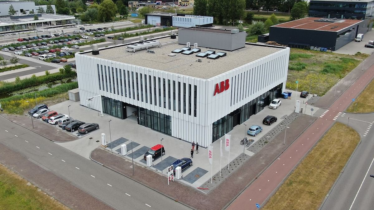 ABB Accelerates E Mobility with R&D Center in Netherland