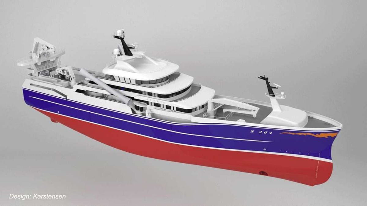 Kongsberg Maritime to Deliver Electric Winch for Fishing Vessel