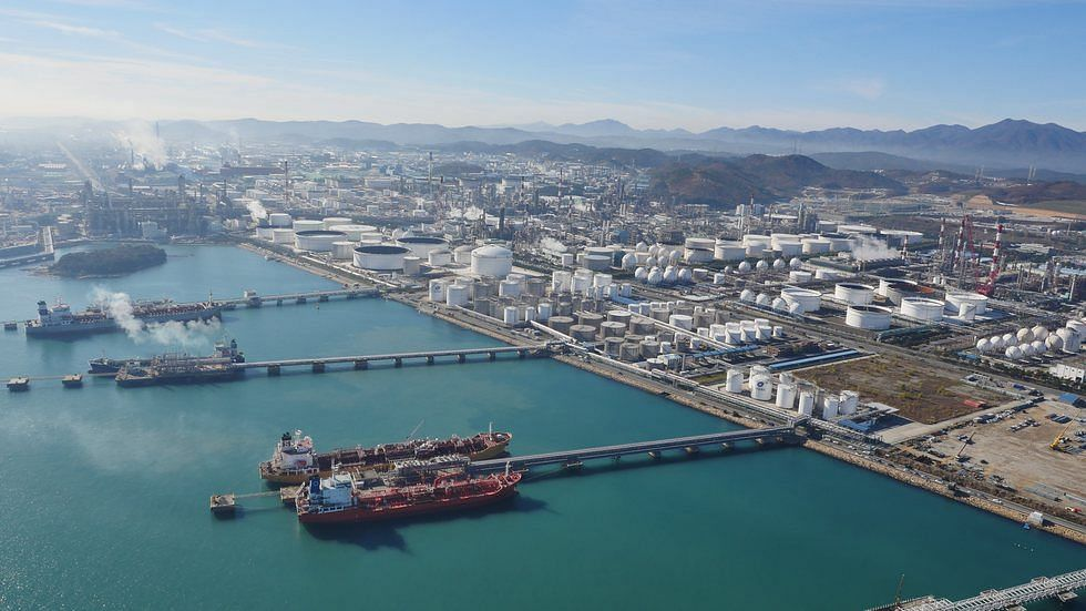 Odfjell SE to Acquire Lindsay Goldberg's Stake in Korea Terminal