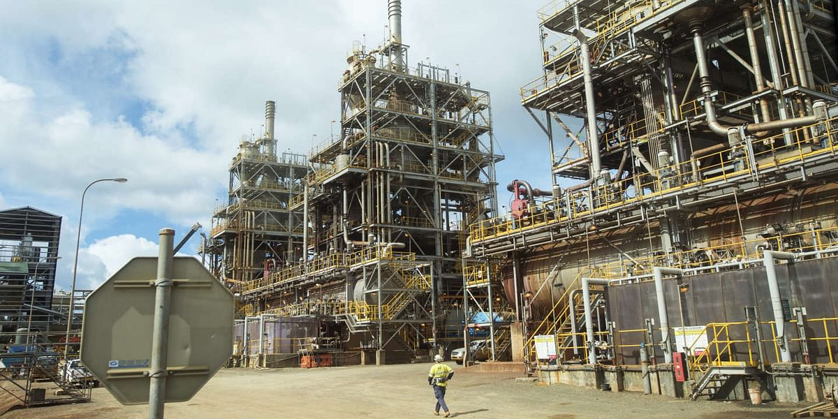 Vale to Formalize Sale of Vale New Caledonia