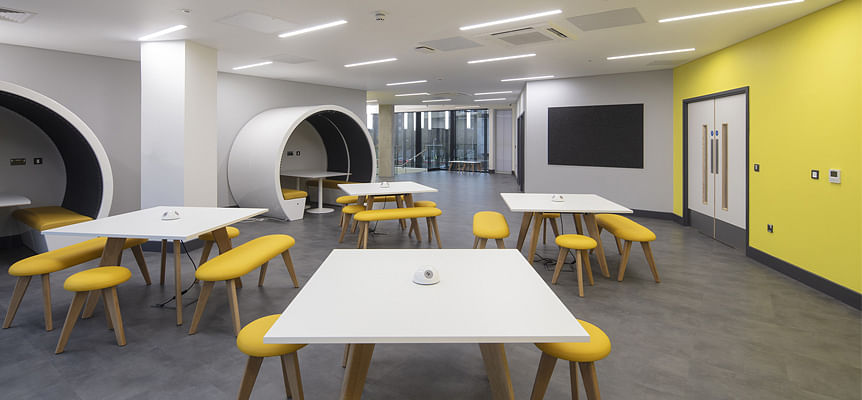 Morgan Sindall Delivers Technology Campus for South Essex College