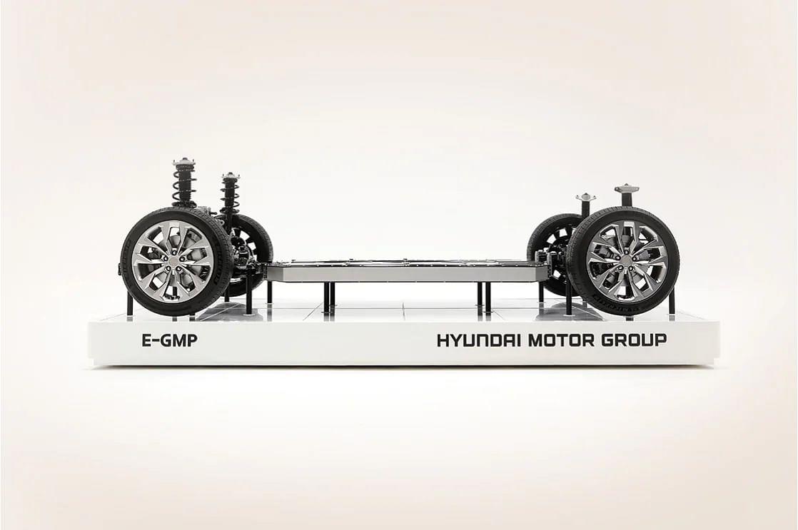 Hyundai to Charge into Electric Era with EV Platform E-GMP
