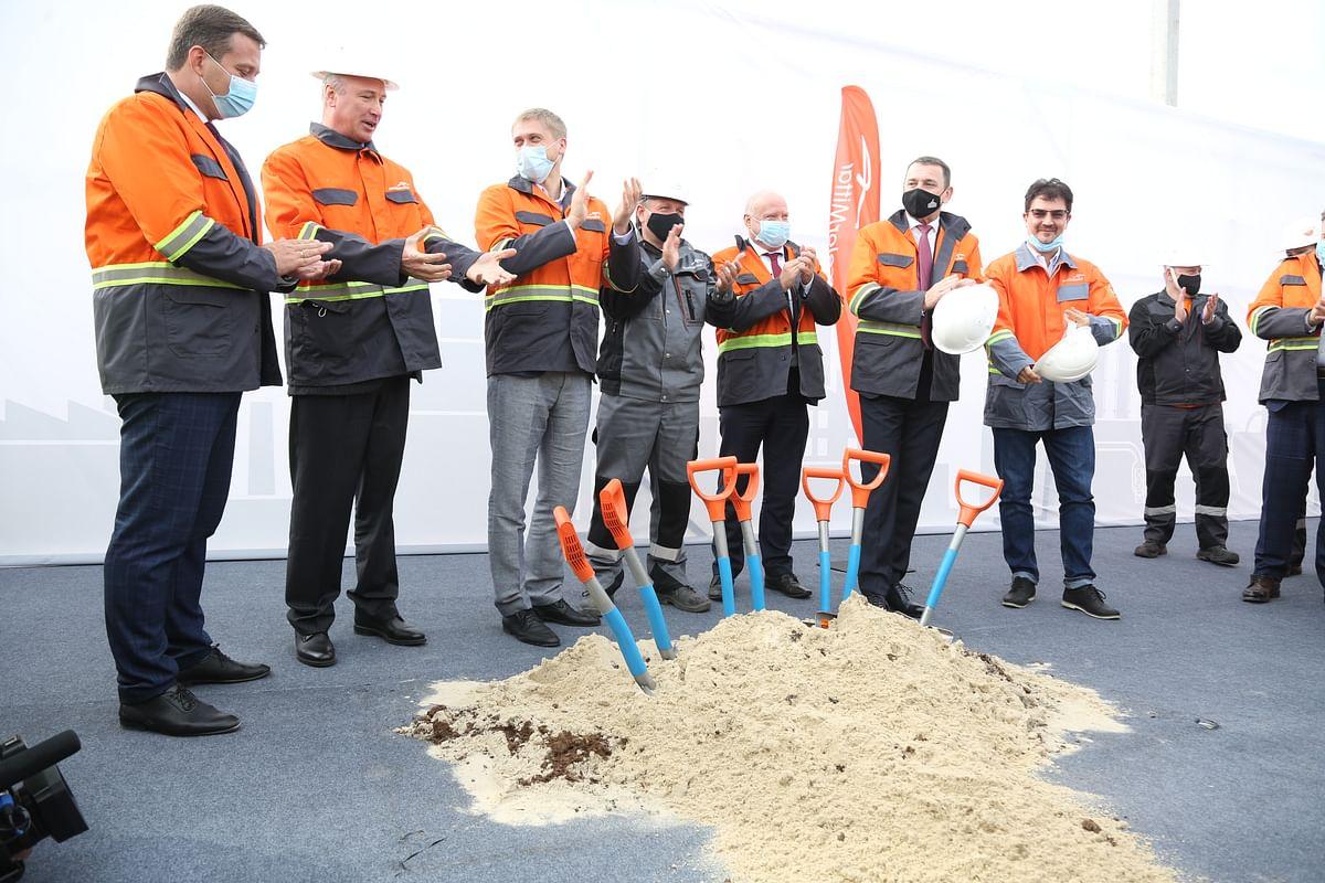 Sinosteel Visits ArcelorMittal Kryvyi Rih to Review Pellet Plant