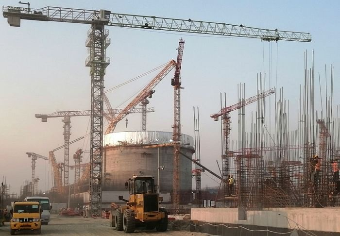 Concreting of Inner Containment Part of Rooppur NPP1 Completed