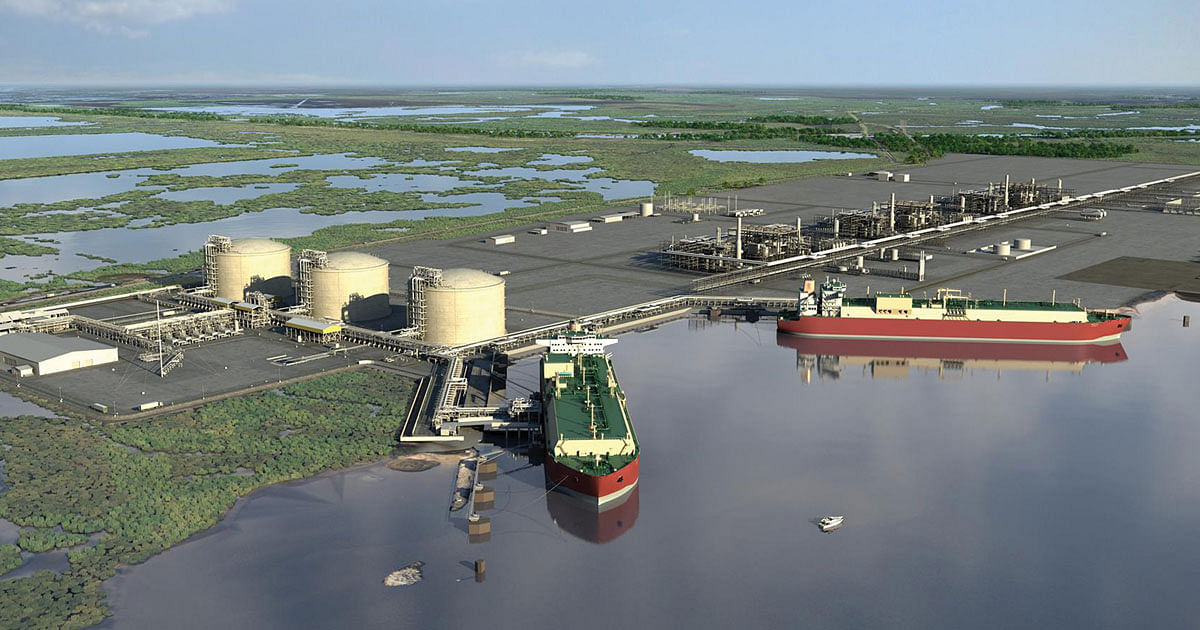 Venture Global LNG Awards KBR Contract for Plaquemines LNG
