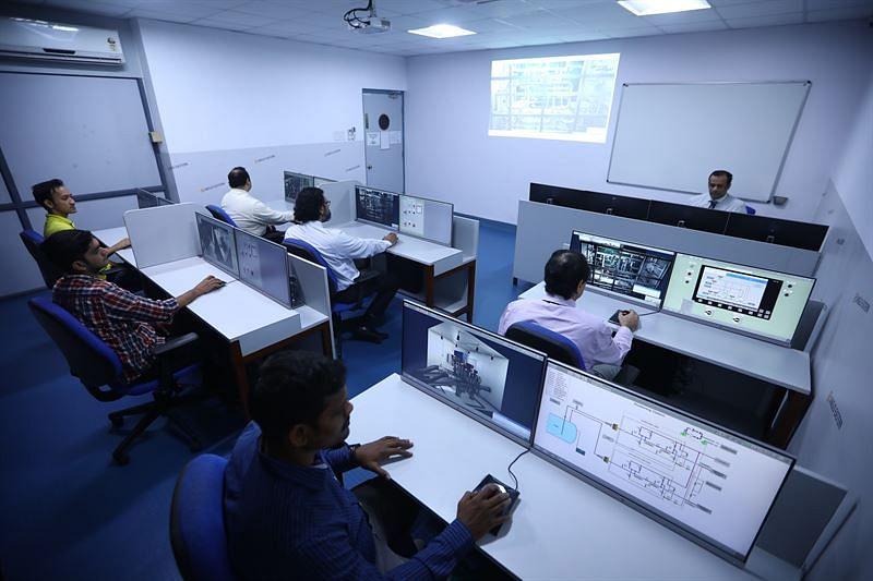 Wartsila LNG Simulator to Provide Crew Training in HK