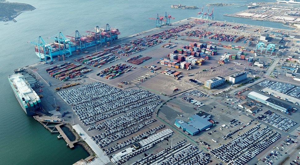 New Freight Service to Gothenburg Links to Norway & Poland