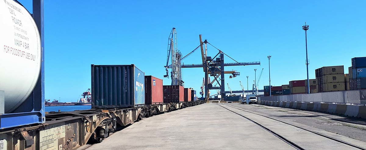 APM Terminals Gijon Doubling Container Volumes