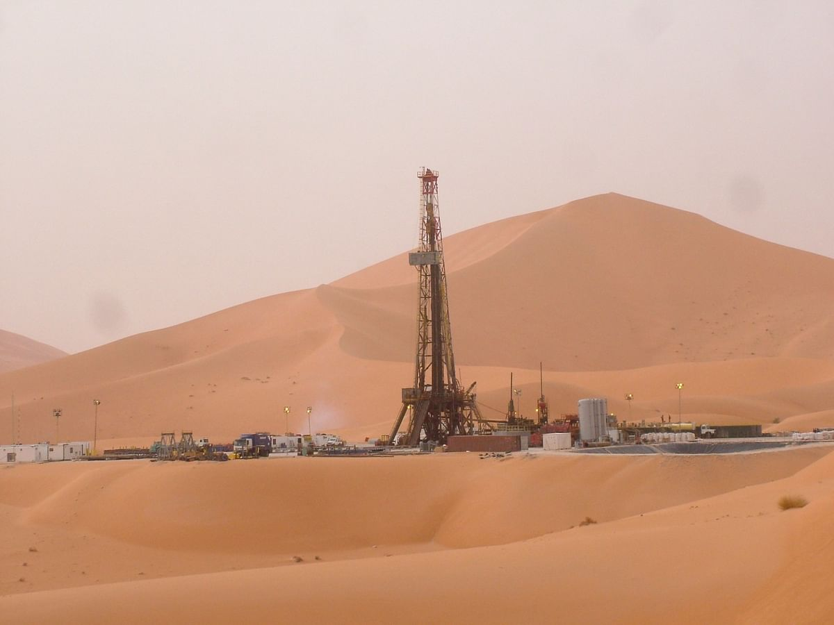 Eni Reports Oil Discovery in Western Desert of Egypt