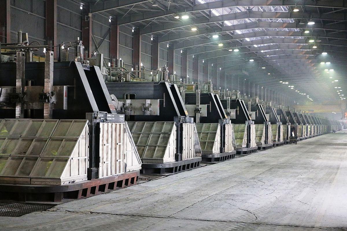 Kazakhstan Aluminium Smelter