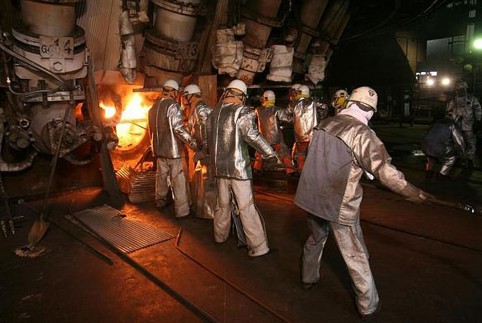 Nippon Steel to Restart Kashima Blast Furnace in January