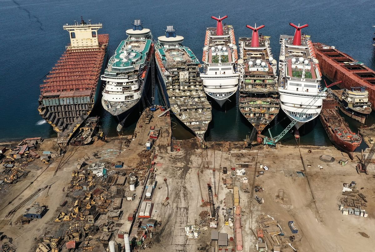 GMS Market Commentary on Ship Breaking in Week 51 - All Change