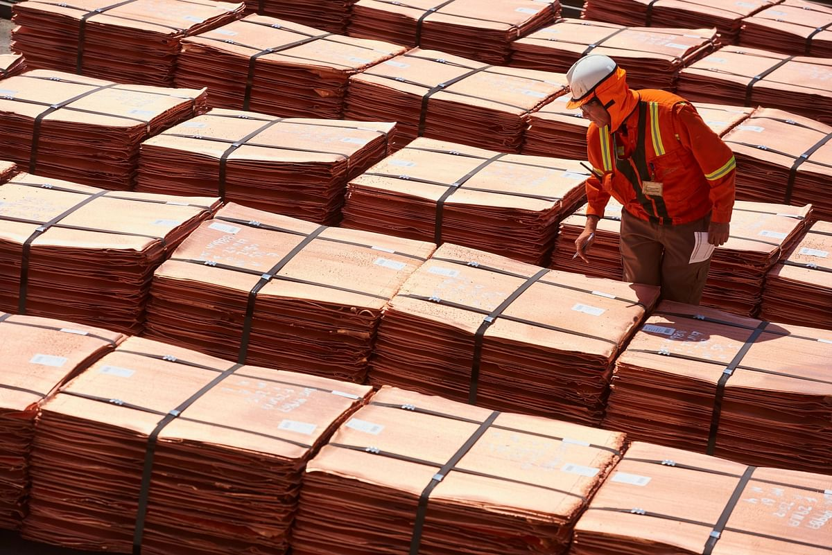 Copper Market in Deficit in January to October 2020