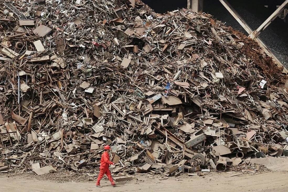 China to Impose Steel Scrap Import Standards from January