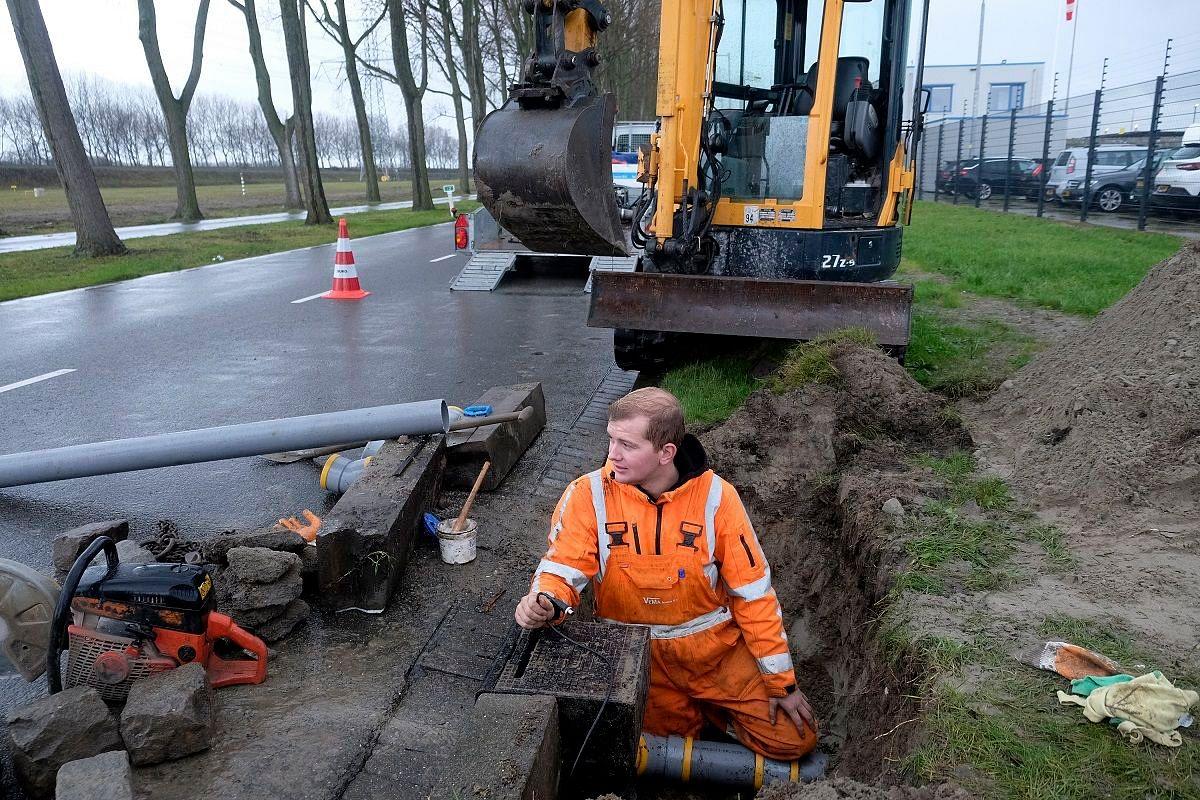 Port Authority, Van Gelder & Wavin Make Port of Rotterdam Smarter