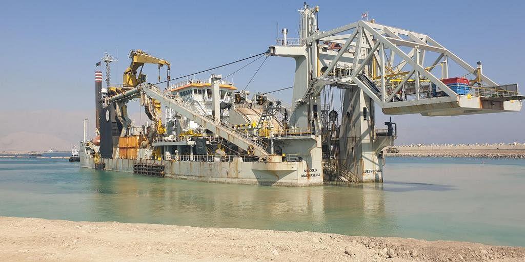 Fujairah F3 Power Plant Marine Package Awarded to Jan De Nul