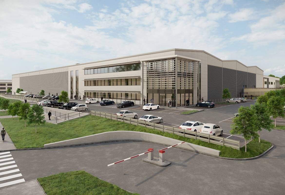 BAM Appointed for Dunsbury Business Park in Havant in Portsmouth