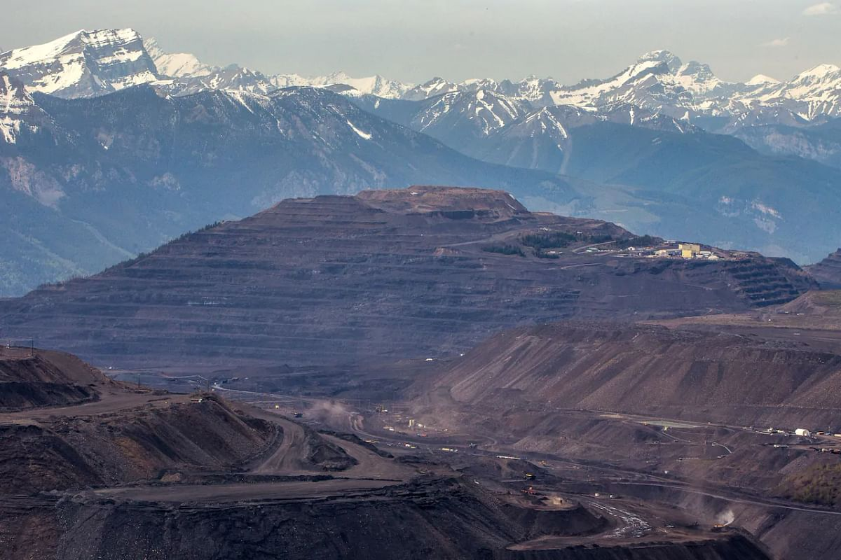 Open Pit Coal Mining Plans Opposed in Alberta in Canada