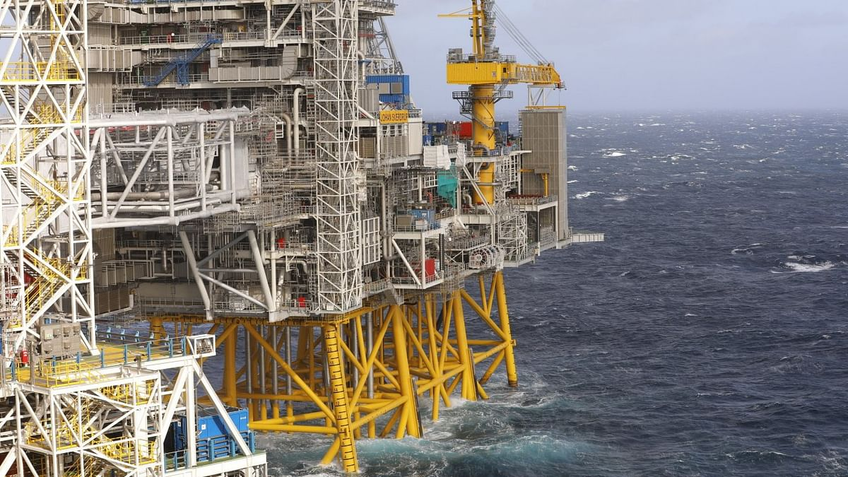 Johan Sverdrup Increases Oil Production