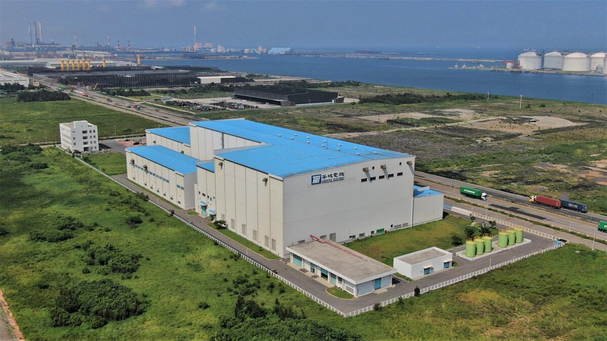 MHI Vestas Leases Waterside Manufacturing Facility