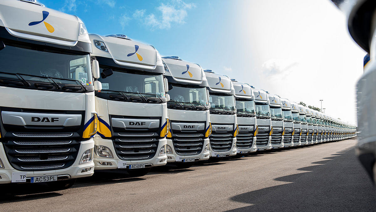 1,300 DAF XF 480 Super Space Cabs for Primafrio Group