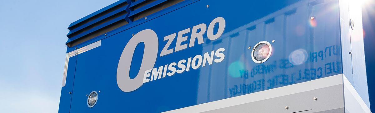 Toyota Fuel Cell Electric Heavy Duty Trucks Prototype in US