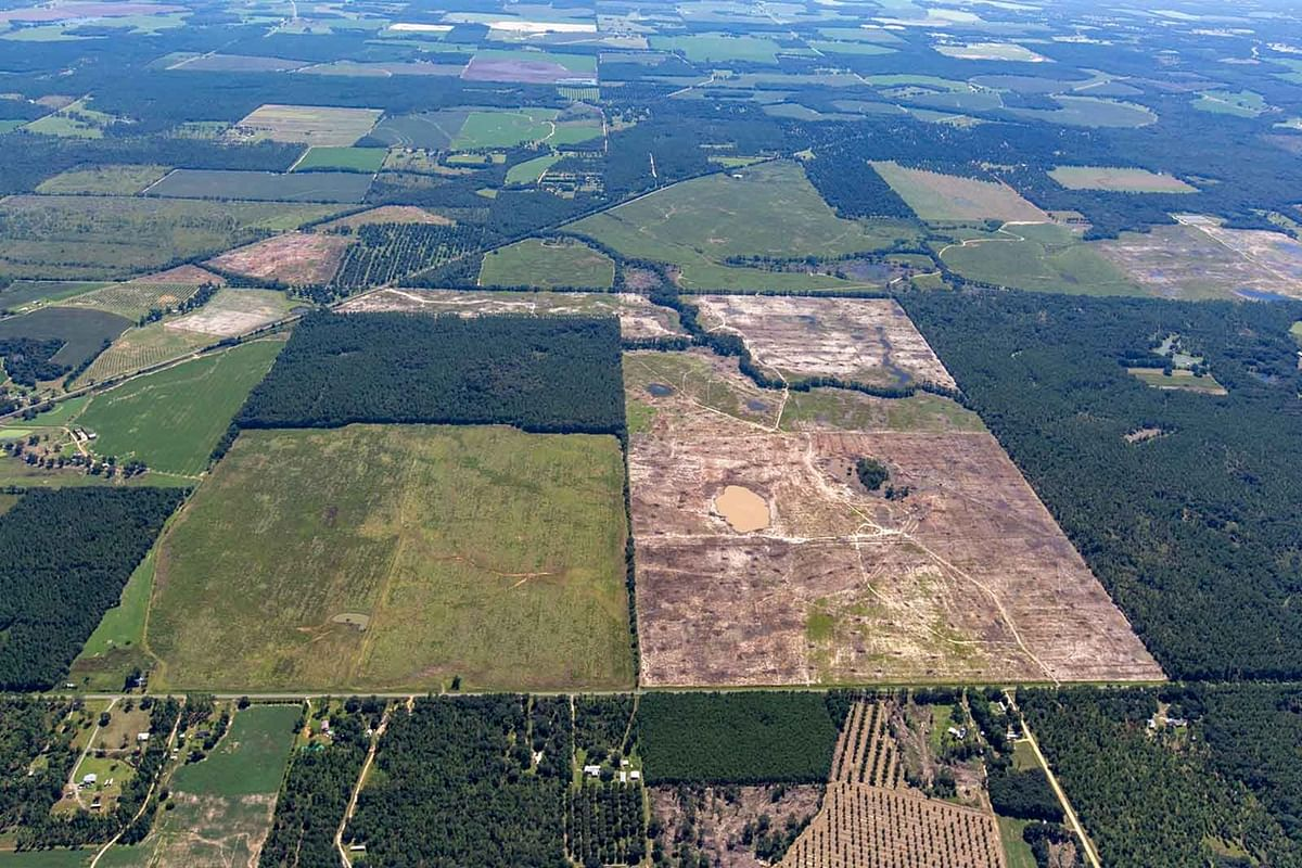 RWE's Hickory Park Solar Project Under Construction