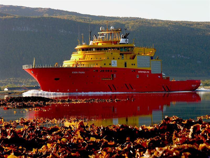 Wartsila Hybrid Upgrades for Two Ostensjo Rederi Vessels