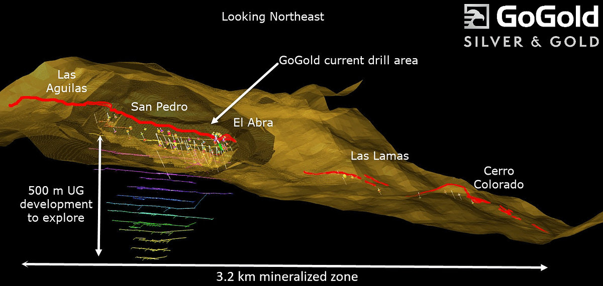 GoGold Resources Drilling Update on Los Ricos North