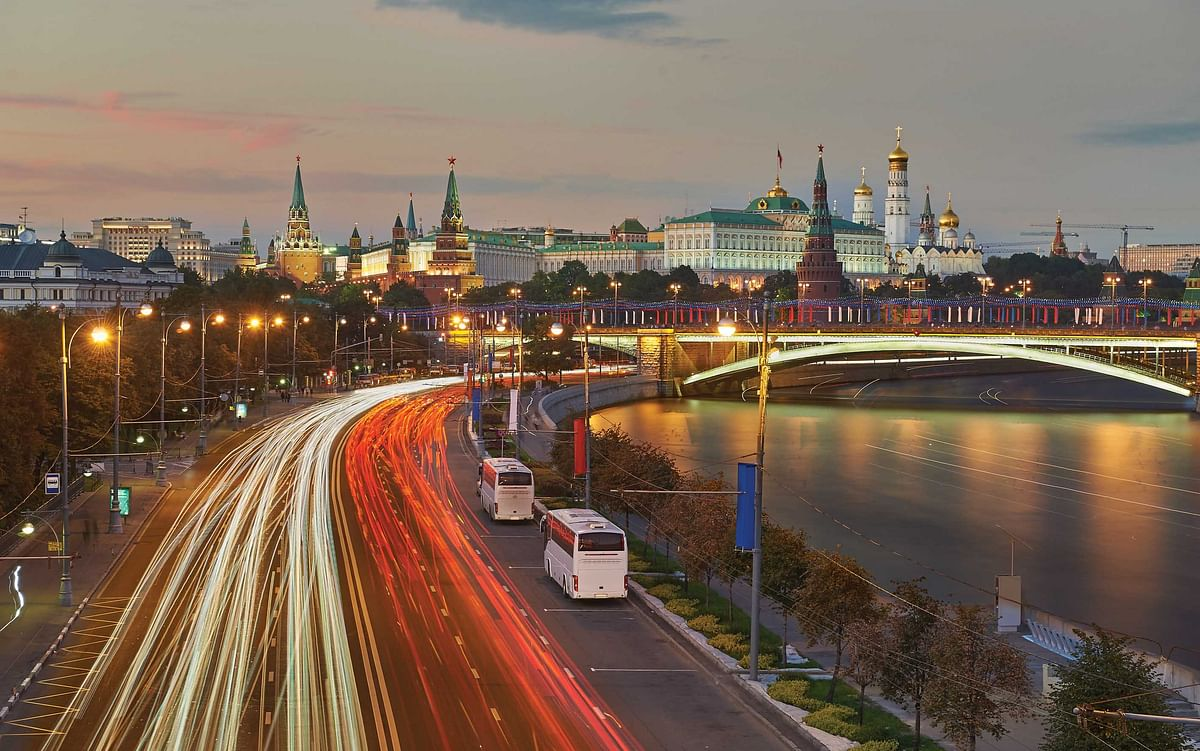 NLMK Supplies Slag Crushed Stones for Central Ring Road in Moscow