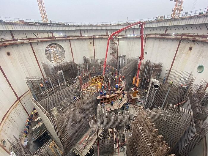 Reactor Pit Construction Complete at Rooppur NPP Power Unit No 1