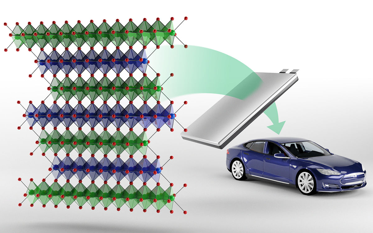 Cobalt Free Cathodes for Lithium Ion Batteries