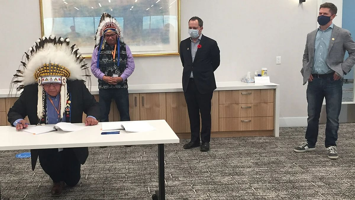 TC Energy & Natural Law Energy sign Pact for Keystone XL Pipeline