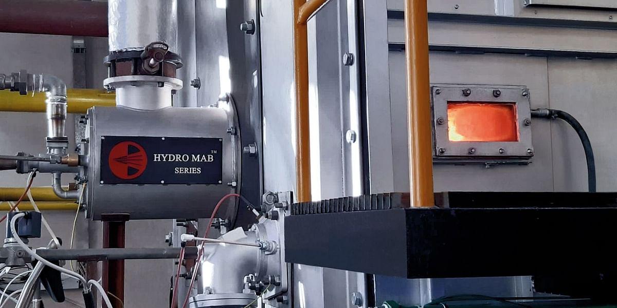 Danieli HYDRO MAB Burner is a Step Ahead in Green Steel