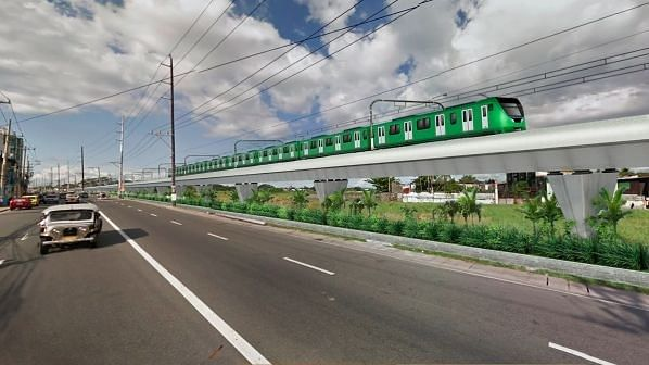 Bouygues Launches the Construction of a Rail Bridge in Philippines