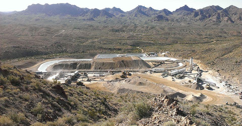 Northern Vertex Mining Drilling Update Near Moss Mine Open Pit