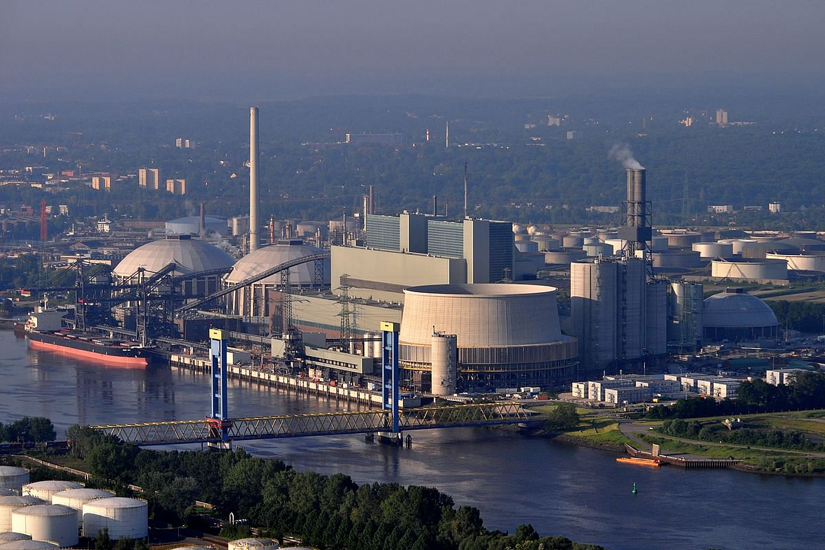 Vattenfall to be Compensated for Moorburg Power Plant
