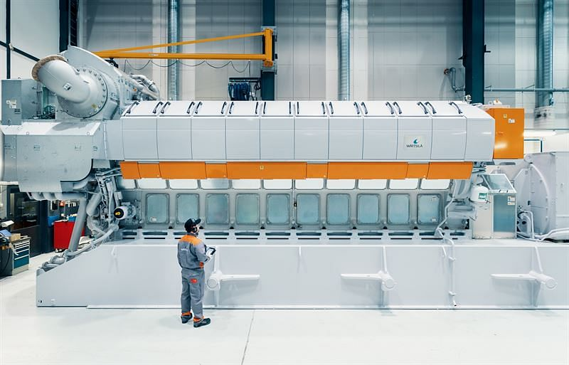 Wartsila Selects Shell as Test Oil Partner for Factory Testing