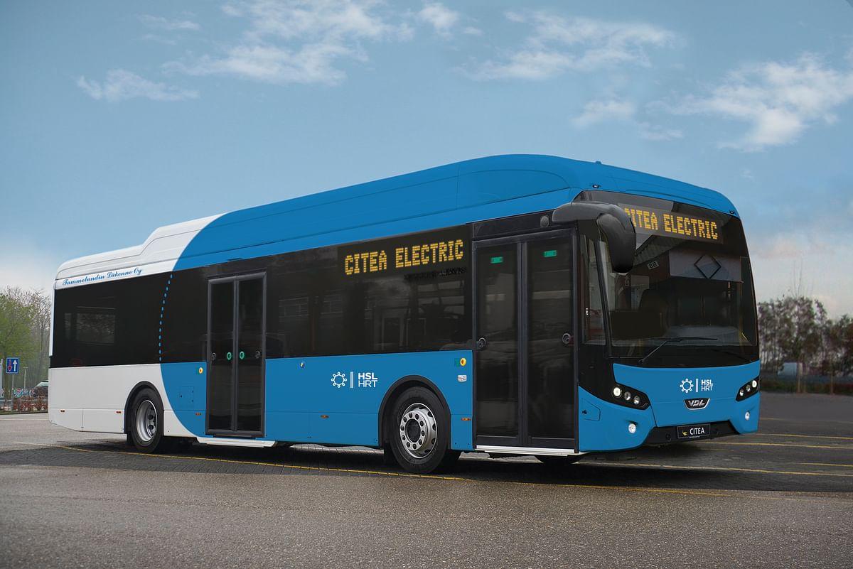 ADL Bus & Coach Launches Electric Citea