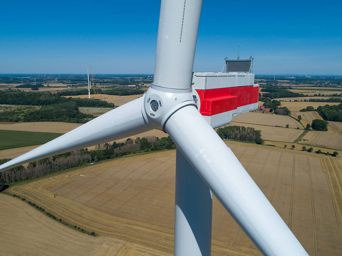 GE's Most Powerful Onshore Wind Turbine Gets Even More Powerful